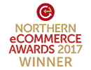 Northern eCommerce Awards 2017 Winner
