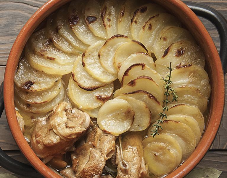 Recipe: warming & seasonal lamb hotpot