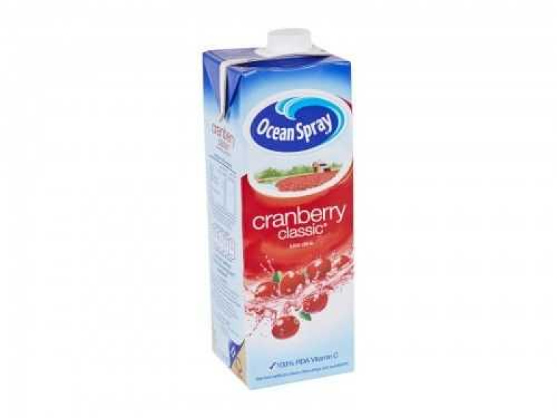 Ocean Spray Classic Cranberry Juice (1 litre / Carton)