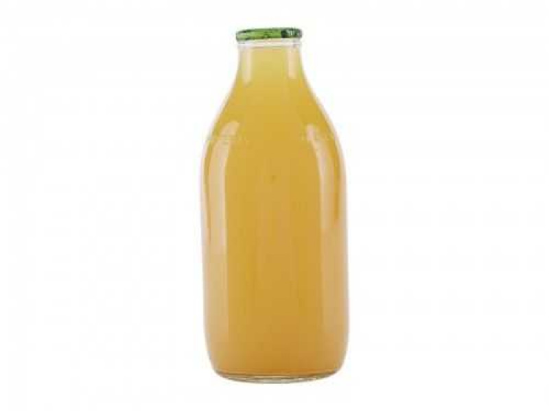 Bottled Apple Juice (1 Pint)