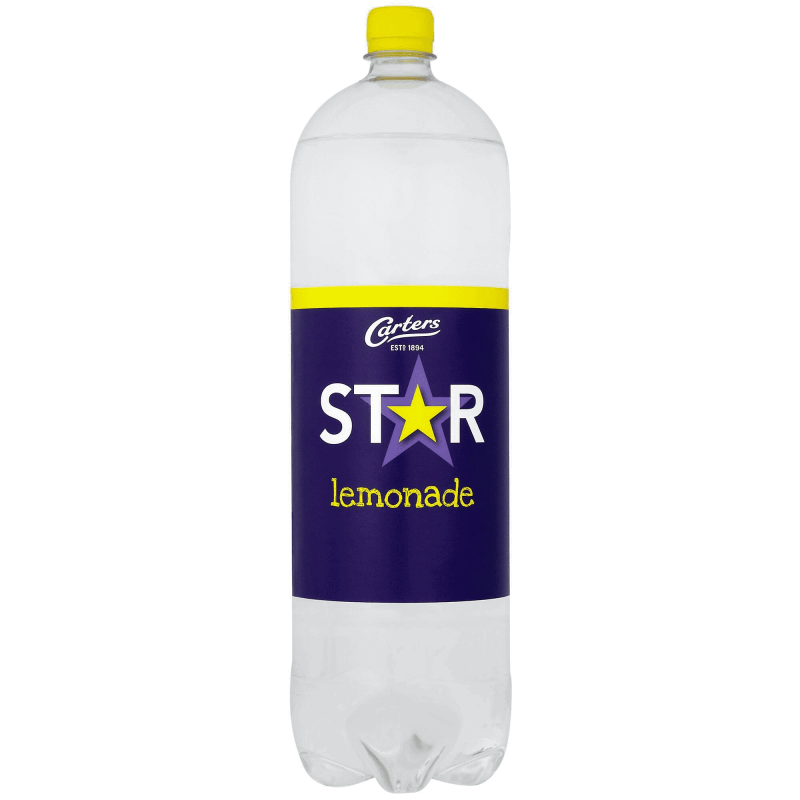Carters Star Lemonade (2 litre)