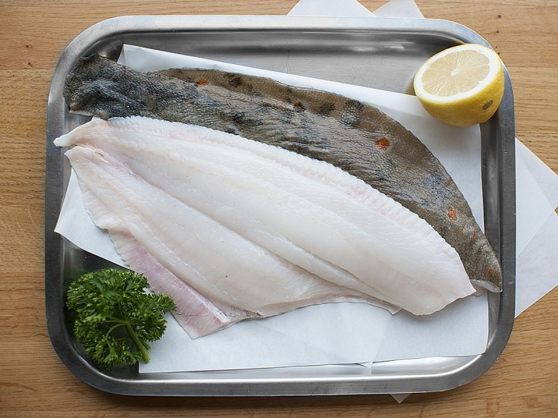 2 Scottish Plaice Fillets (400g)