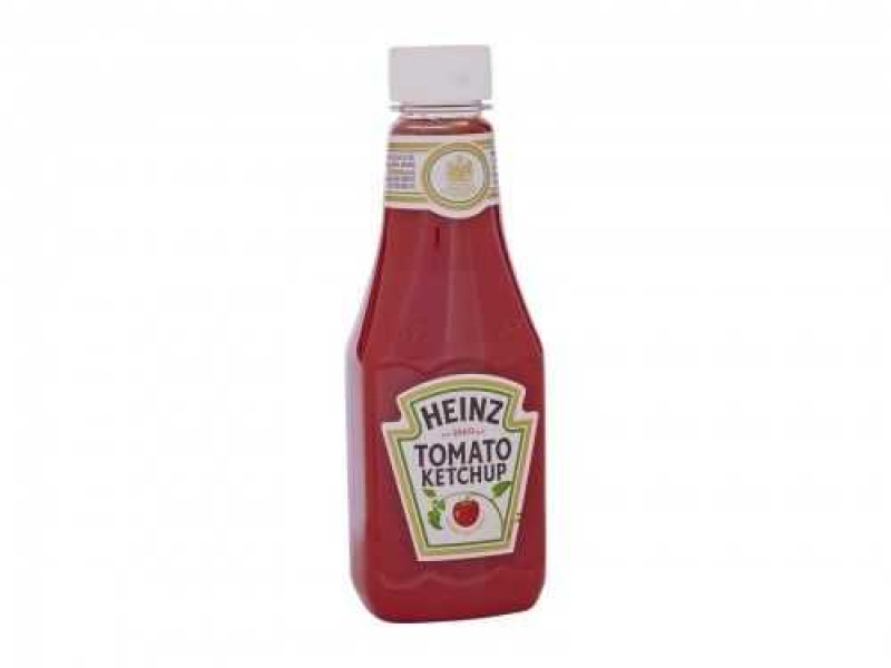 Squeezable Heinz Tomato Ketchup (342g)