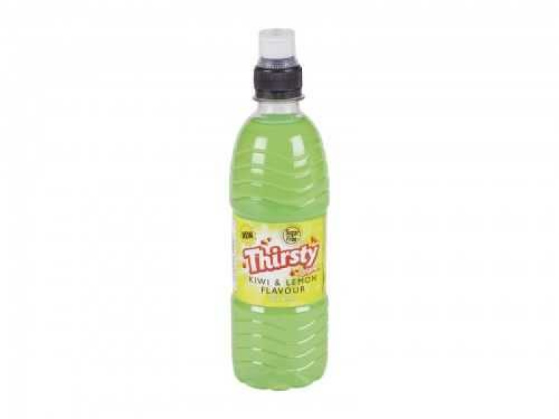 Thirsty Kiwi/Lemon Drink (500ml)