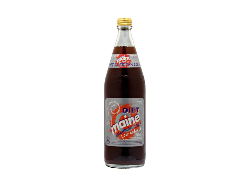 750 ml Bottle Diet Cola