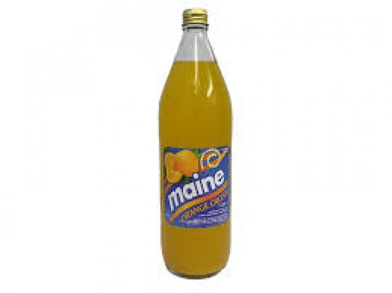 750 ml Bottle Orange Crush