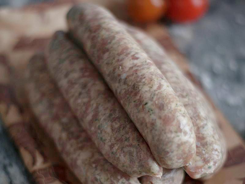 8 Cumberland Sausages (1kg)