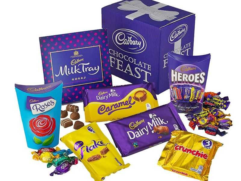 Cadbury Chocolate Feast Box