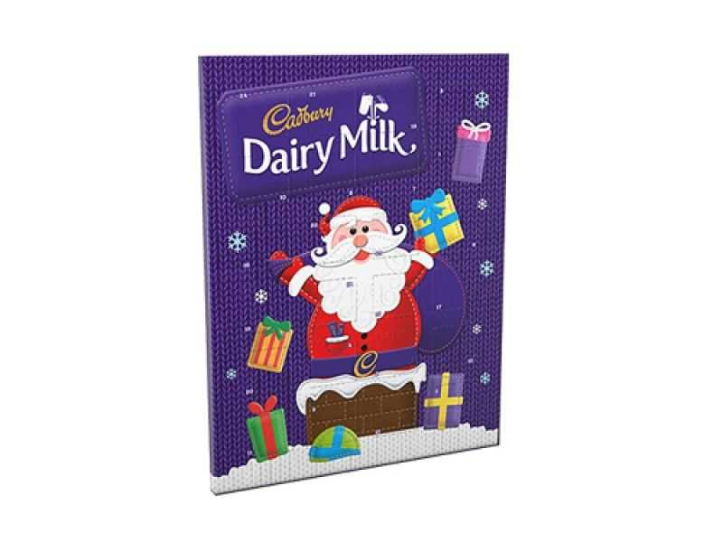 Dairy Milk Advent Calendar (90g)