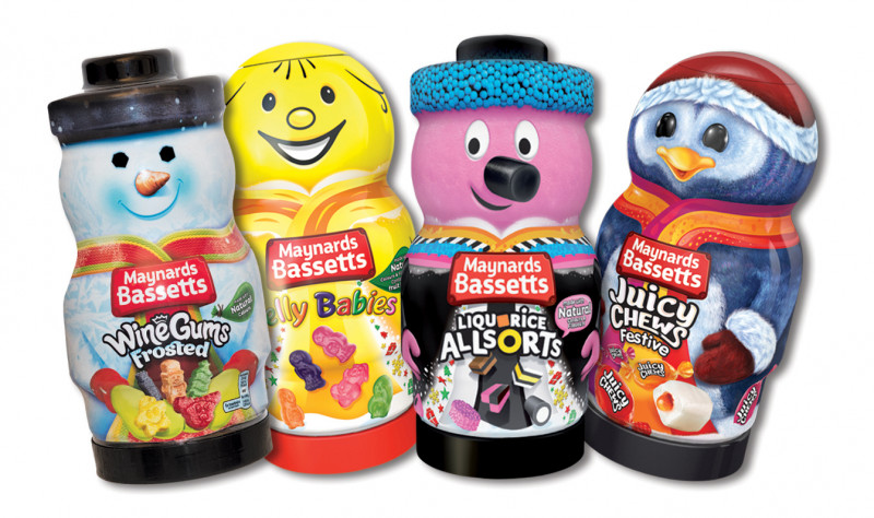 All Four Novelty Jars Special Offer Pack