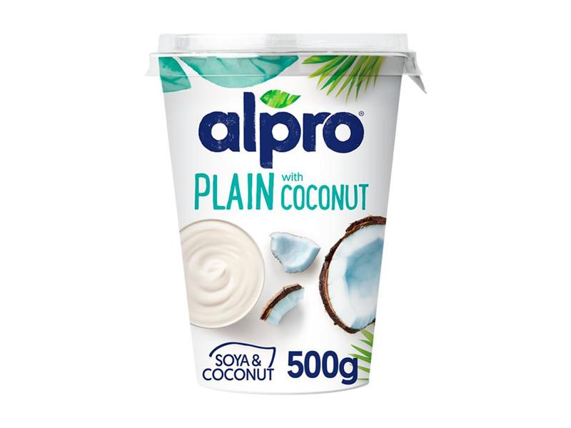 Alpro Plain with Coconut Yogurt (500g)