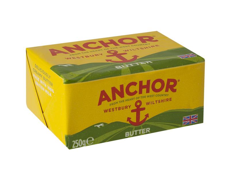 Anchor Butter Block (250g)