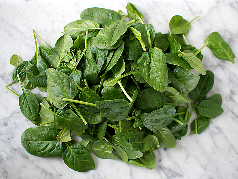 Baby Leaf Spinach (200g pack)