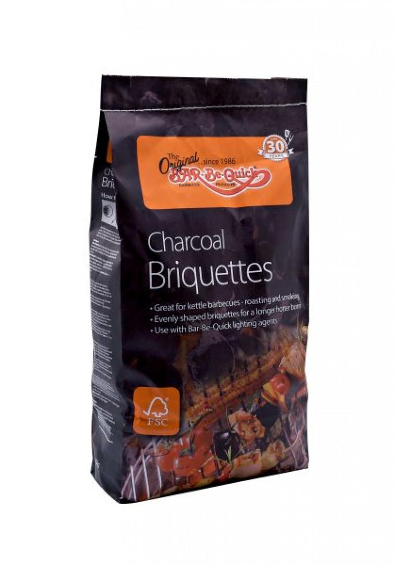 Bar-Be-Quick Charcoal Briquettes 4.5kg