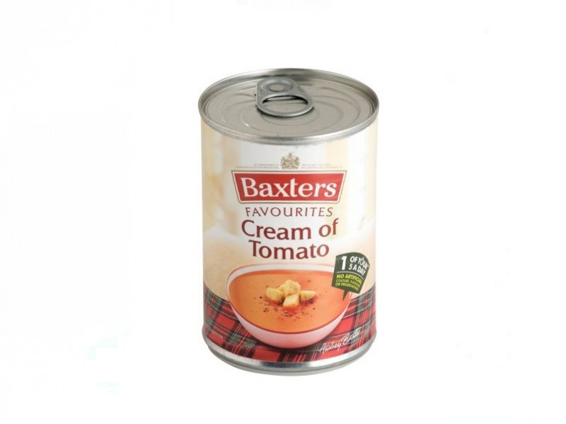Baxters Cream of Tomato Soup (400g)