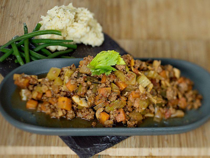 Beef Mince Ragu