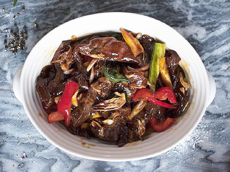 Beef Teriyaki Stir Fry Meal (500g)