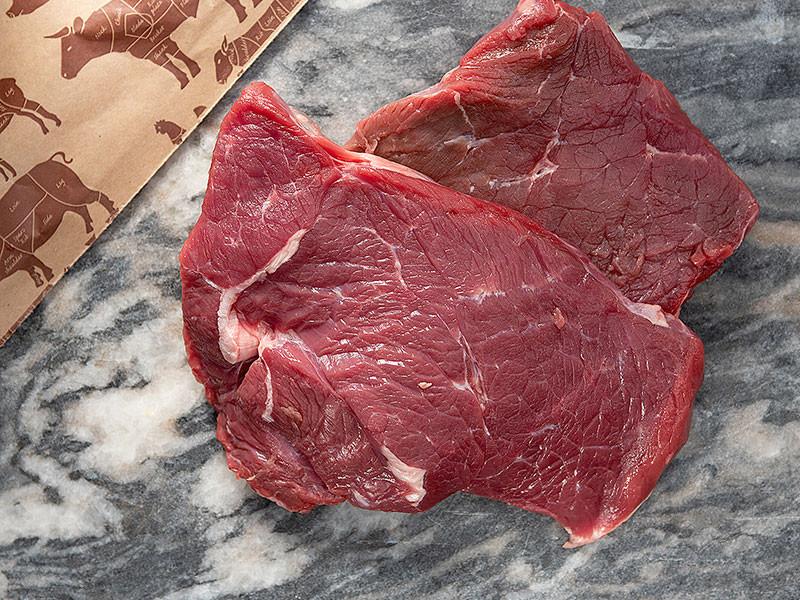 Braising Steak x 2 pieces (250g Each)
