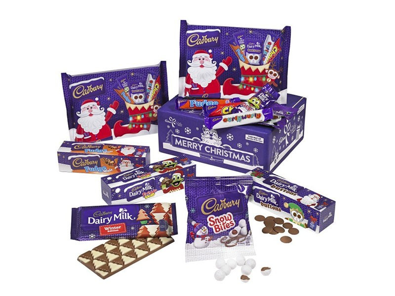 Cadbury Family Fun Pack