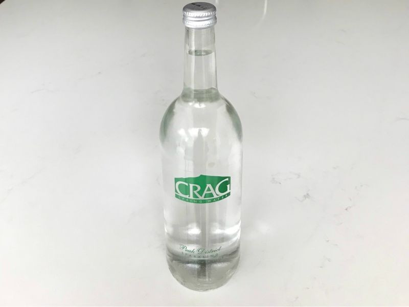 Cragspring Sparkling Water (330ml Glass Bottle)