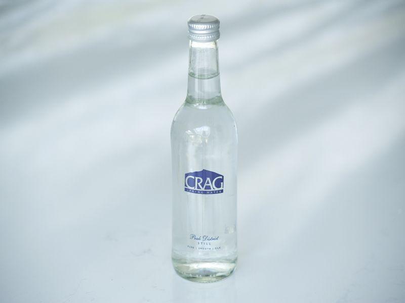 Cragspring Still Water (330ml Glass Bottle)
