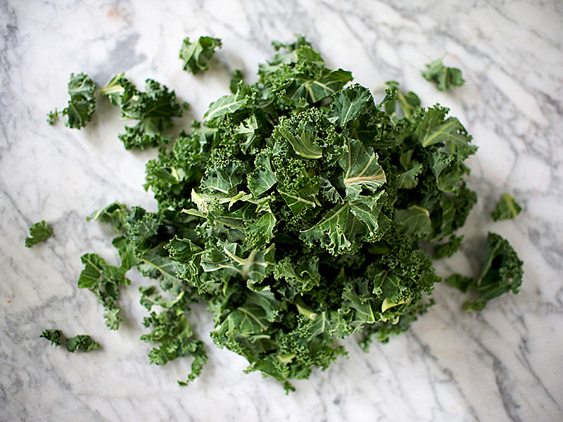 Curly Kale (250g pack)