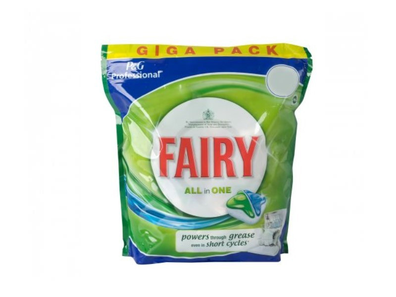 "Fairy ""All in One"" Dishwasher Tablets (x 100)"