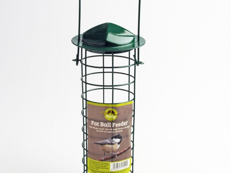 Feldy Wild Bird Fat Ball Feeder