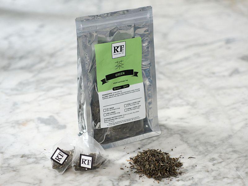 Green Tea (15 sacks)