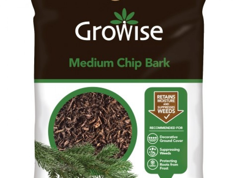 Growise Landscape Mini Chip Bark (50 litre)