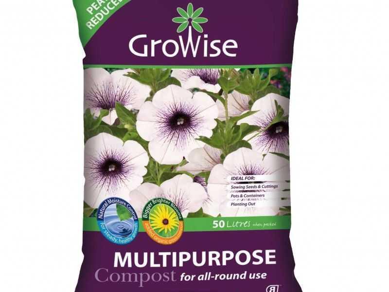 Growise Multi Purpose Compost  (50 litre)