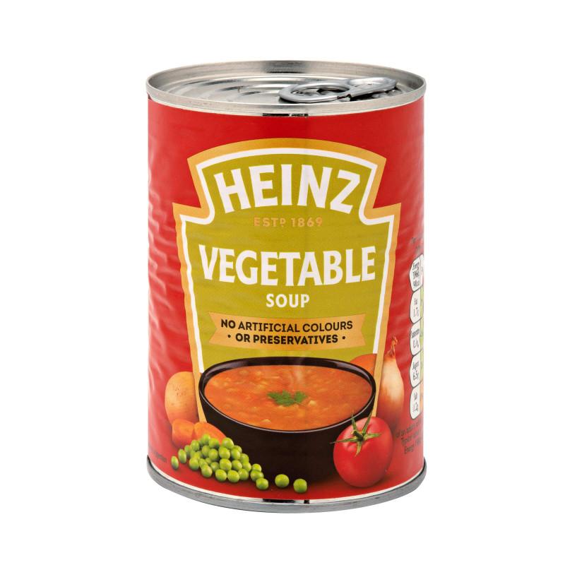 Heinz Vegetable Soup (400g)
