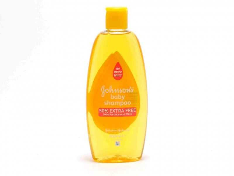 Johnson's Baby Shampoo (300ml)