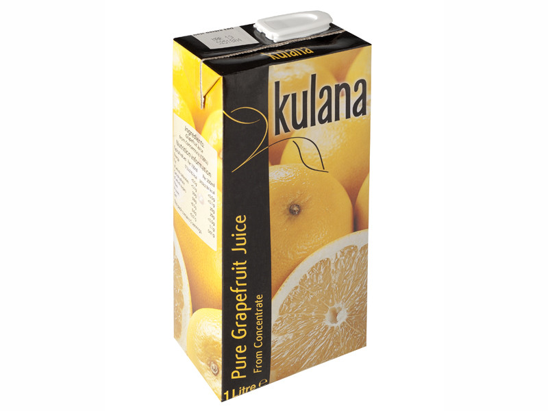 Kulana Grapefruit Juice Carton (1 litre/ Carton)