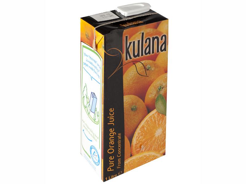 Kulana Orange Juice (1 litre / Carton)