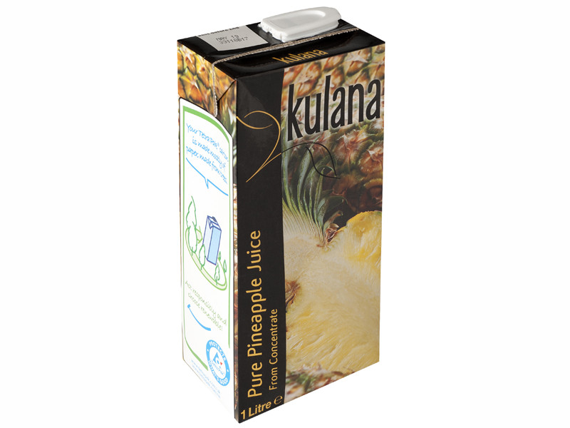 Kulana Pineapple Juice (1 litre / Carton)