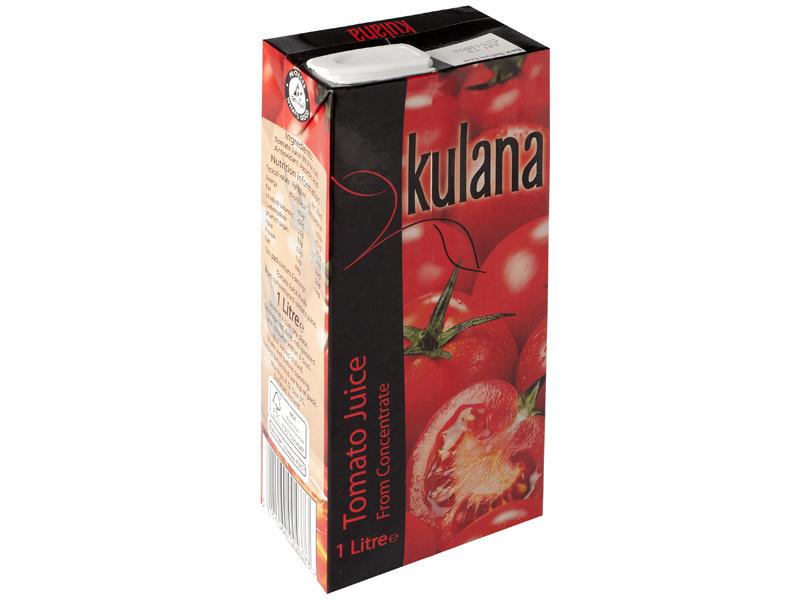 Kulana Tomato Juice (1 litre / Carton)