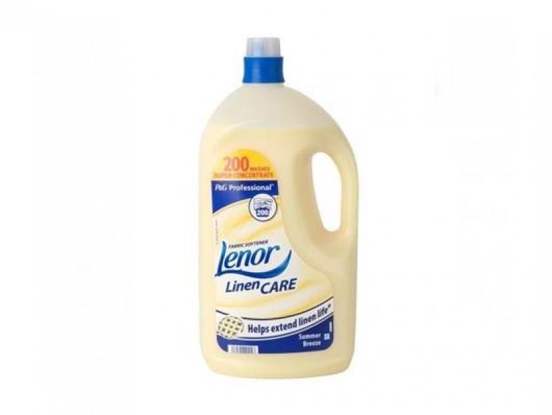 Lenor Fabric Softener (4 Litre Bottle)