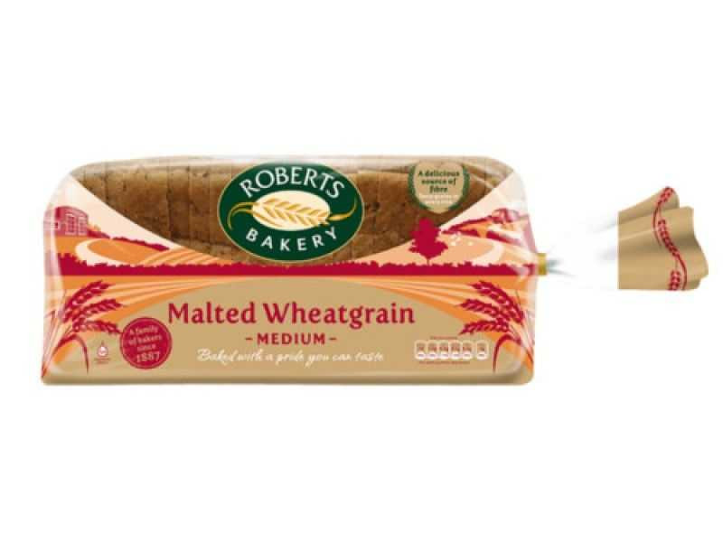 Malted Wheatgrain Thick Sliced Bread (800g)