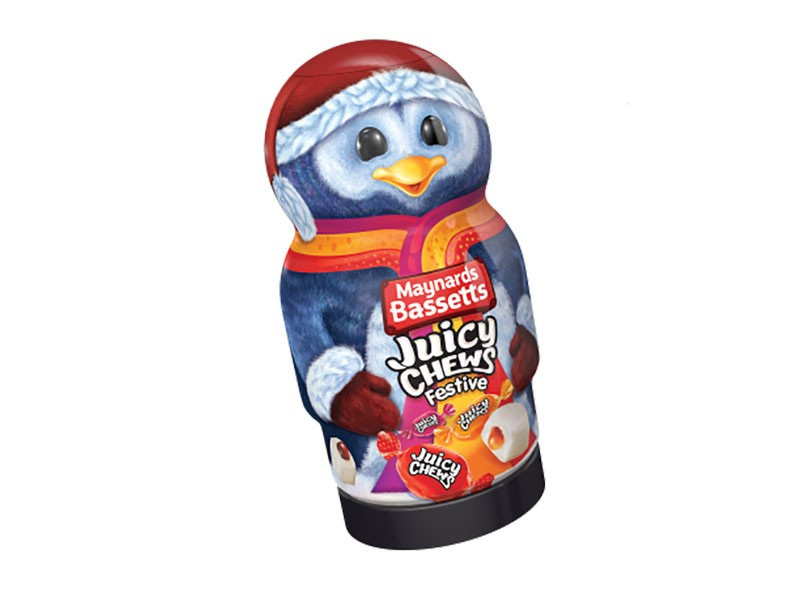 Maynards Juicy Chews Penguin Novelty Jar (495g)