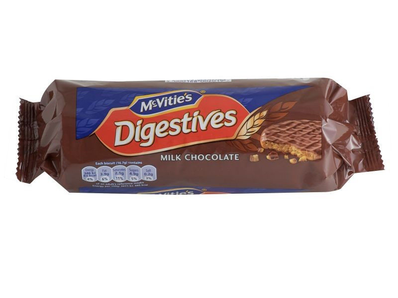 McVitie's Milk Chocolate Digestives (266g)
