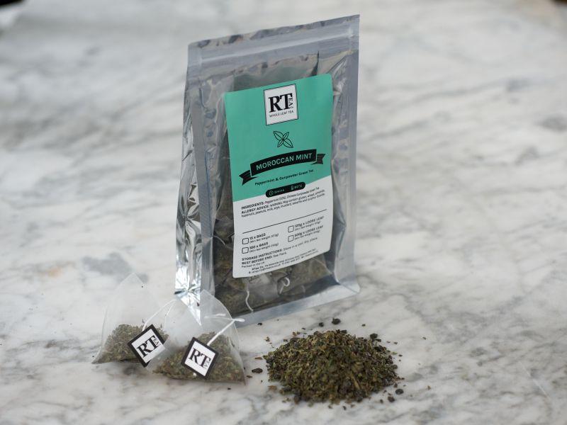 Moroccan Mint Tea (15 sacks)