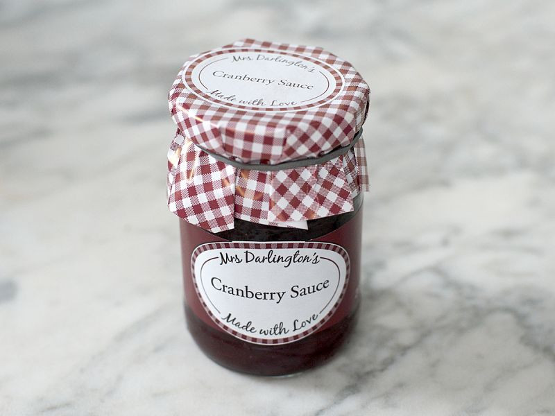 Mrs Darlington's Cranberry Sauce (200g)