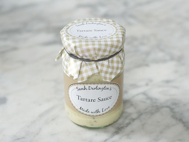 Mrs Darlington's Tartare Sauce (180g)