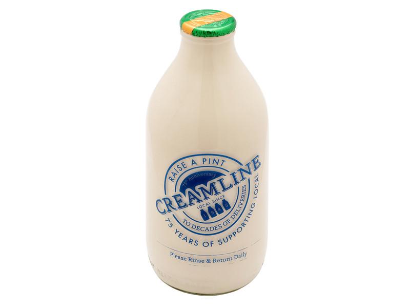 Oato Fresh Oat Drink – Glass Bottle (568ml/1Pint)