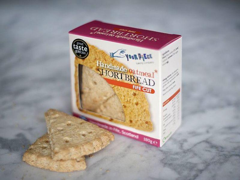 Oatmeal Shortbread (180g)