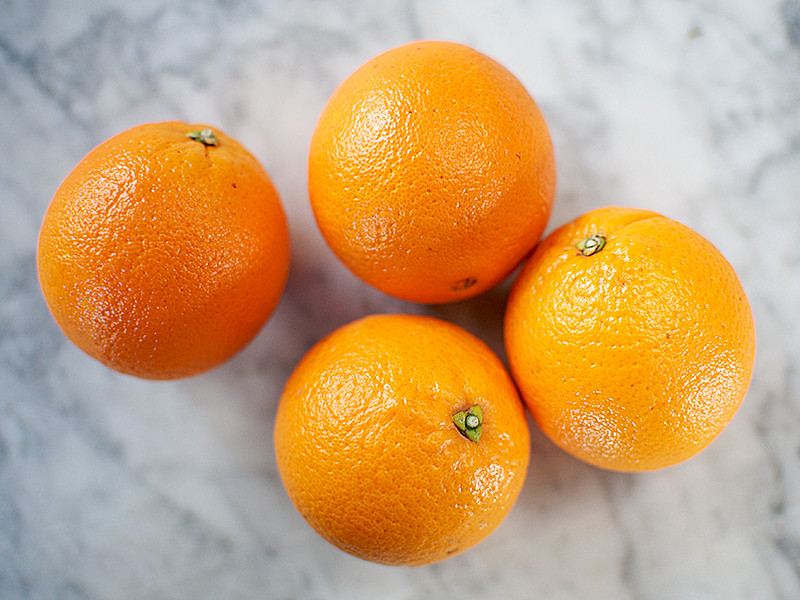 Pack of Fresh Oranges 1 x 4 (30p each)