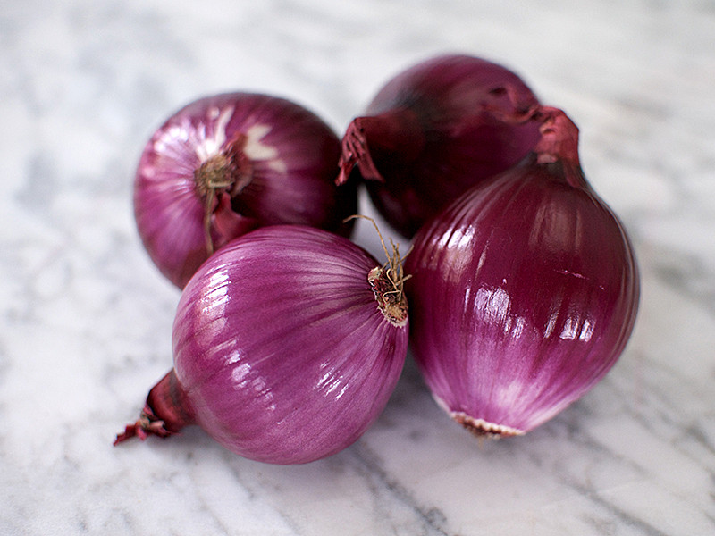 Pack of  Red Onions 1 x 4