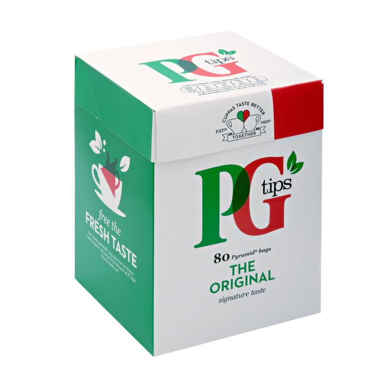 PG Tips Tea Bags x 80