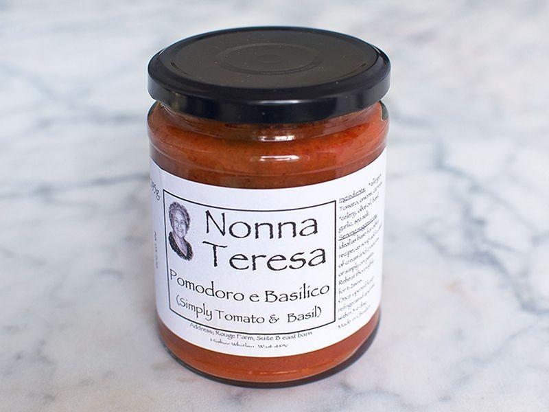 Pomodoro Basilico Tomato & Basil Sauce (295g)